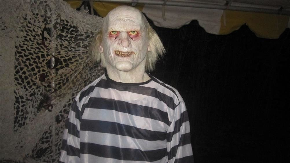 New Jersey Haunted Houses