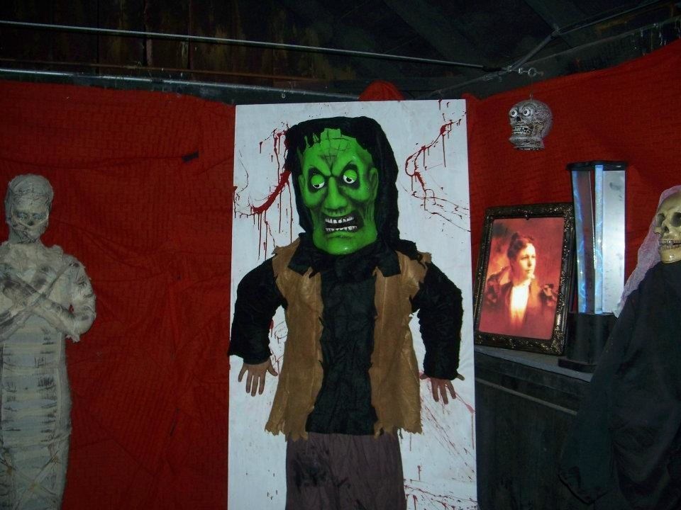 Corrados Hayride Of Horrors Haunted House New Jersey Haunted Houses