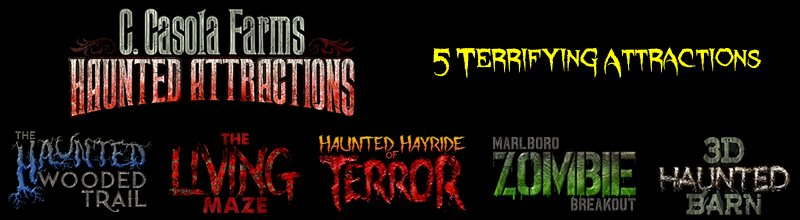 C Casola Farms Haunted Attractions New Jersey Haunted Houses