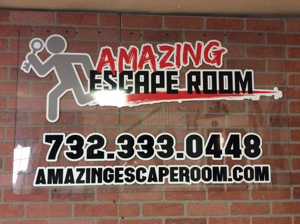 Amazing Escape Room: Freehold's Amazing Escape Room