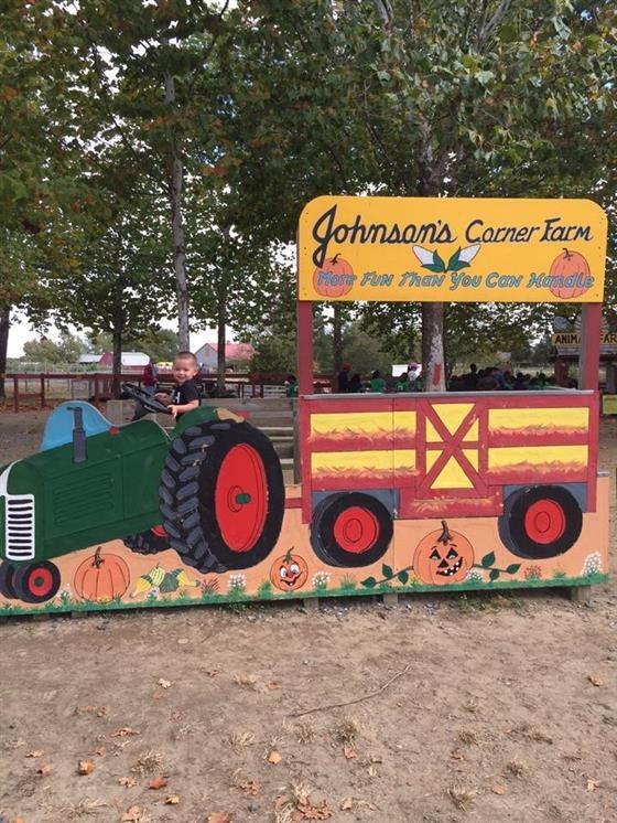 Johnson 39 s corner farm new jersey haunted houses for Johnson s farm nj