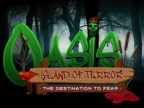Oasis Island of Terror - New Jersey Haunted Houses
