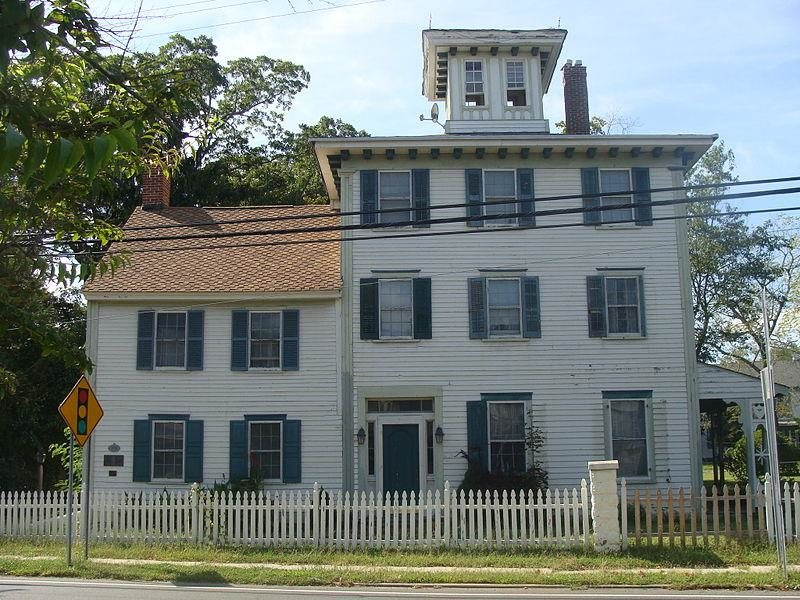Now Operating As A Bed And Breakfast This Location Was Settled By Dr Pitney In 1820 He Is Often Referred To The Father Of Atlantic City