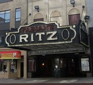 The 1927 Ritz Theatre Is Said To Be Haunted By Spirits From Its Past Witnesses Say Eerie Ghost Lights Ear Backstage Objects Move On Their Own