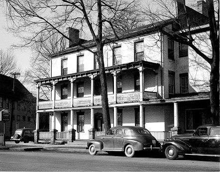Now The Publick House This Location Was Originally Brick Hotel That Built In 1810 It Is Rumored To Be Haunted By Spirits Phantom Perfumes